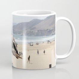 Thinking Bird In California Coffee Mug
