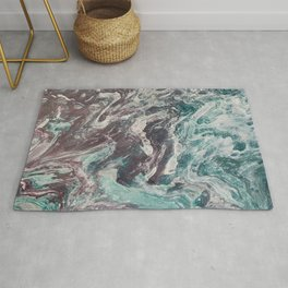 Pouring Rug