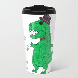 Trex loves you Travel Mug