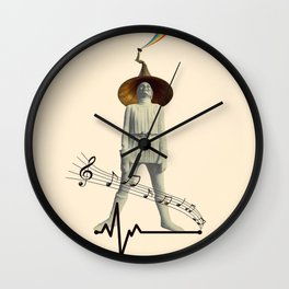 music for life Wall Clock