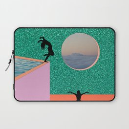 EAT A DICK / YOU SELFISH PRICK Laptop Sleeve