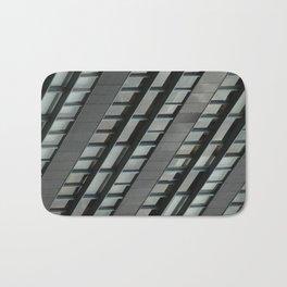 Diagonal Windows Bath Mat