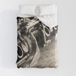 Clarinet Comforters