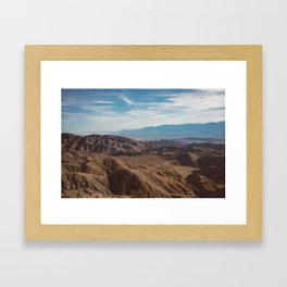 Joshua Tree National Park XXVIII Framed Art Print