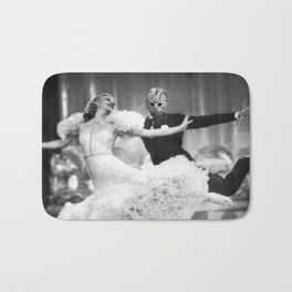 Jason Vorhees as Fred Astaire Bath Mat