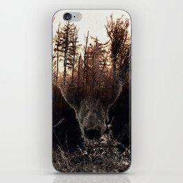Raw Nature - Stian Norum collab iPhone Skin