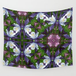 Bartram's Blossom Wall Tapestry