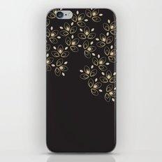 Dark Blossoms iPhone & iPod Skin