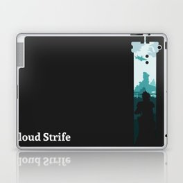 The Buster Sword Laptop & iPad Skin
