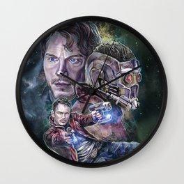 Star Lord - Galaxy Guardian Wall Clock