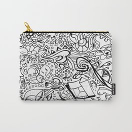 Phat leaf doodle Carry-All Pouch