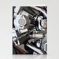 harley Stationery Cards featuring Harley  by Marieken