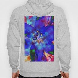 Flashy Flower Hoody