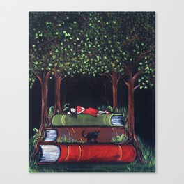 Once Upon a Reverie Canvas Print