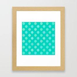 Little Clovers Framed Art Print