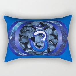 Ajna Natural Rectangular Pillow
