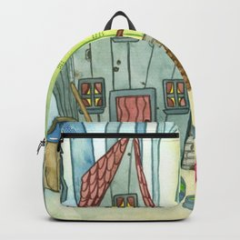 House of Hansel and Gretel Backpack