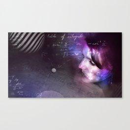 Theorem Canvas Print