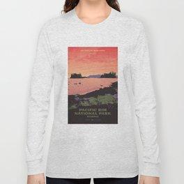 Pacific Rim National Park Reserve Long Sleeve T-shirt