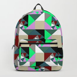 How to make an American quilt Backpack
