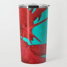 Lobster, Claws for Celebration Travel Mug