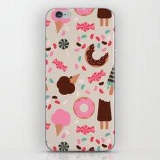 desserts! iPhone & iPod Skin