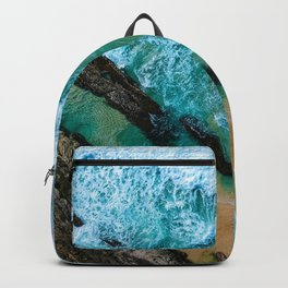 The Sea Is Calling Backpack