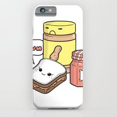 Friends Go Better Together 7/7 - Bread, Peanut Butter and Jam iPhone 6s Slim Case