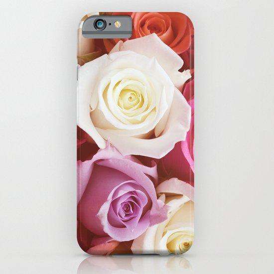 Romantic Rose iPhone & iPod Case