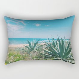 Flagler Beach, Florida Rectangular Pillow