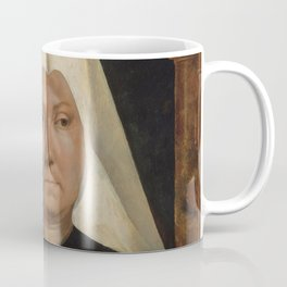 Quentin Metsys - Portrait of a Woman Coffee Mug