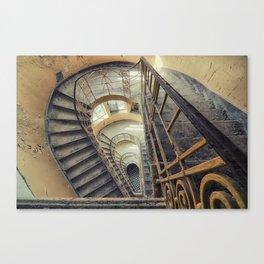 staircase II Canvas Print