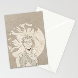 Et tu, Brute? Stationery Cards