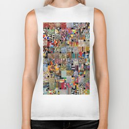 Contemporary Artists Biker Tank
