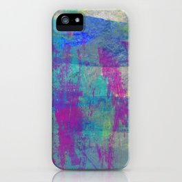 Abstract No. 472 iPhone Case