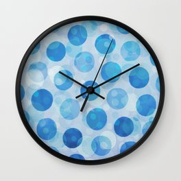 A DIP IN THE OCEAN Wall Clock