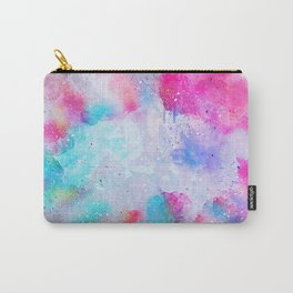 Colorful Splashes Carry-All Pouch