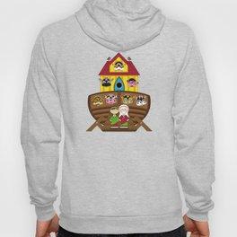 Cute Noahs Ark Hoody