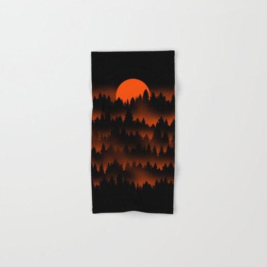 Incendio Hand & Bath Towel