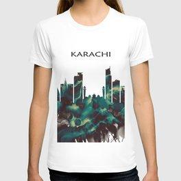 Karachi Skyline T-shirt