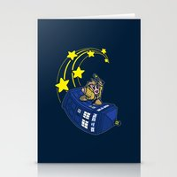 kirby Stationery Cards featuring Dr. Kirby by Macaluso