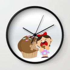 greedy Wall Clock