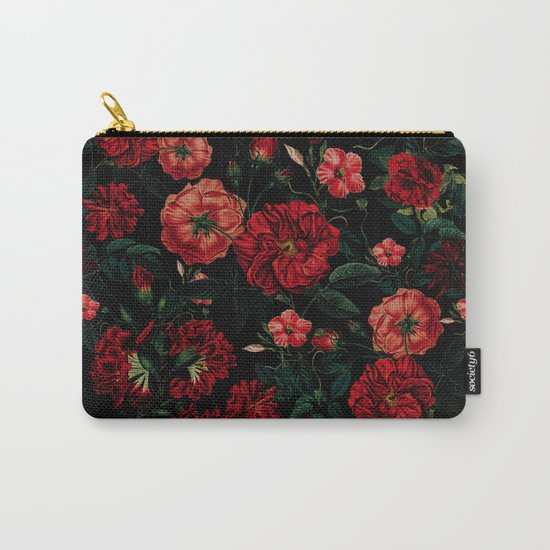 RED NIGHT Carry-All Pouch
