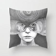 anthems for a seventeen year old series n1 Throw Pillow