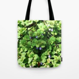 Ground Ivy 04 Tote Bag