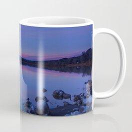 Pahranagat National Wildlife Refuge Sunset #1 Coffee Mug