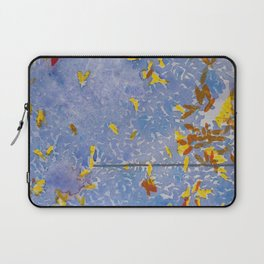 Blue Jungle Laptop Sleeve