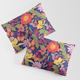 Pollinator Pillow Sham