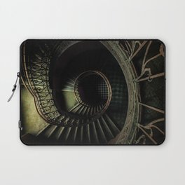Old spiral staircase Laptop Sleeve