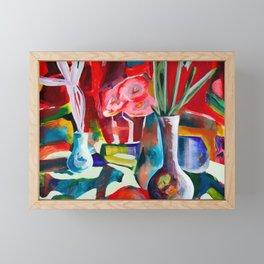 Still Life 1 Framed Mini Art Print